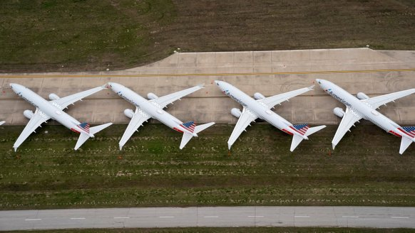 Boeing 737 Max'ın yasağı kalkıyor