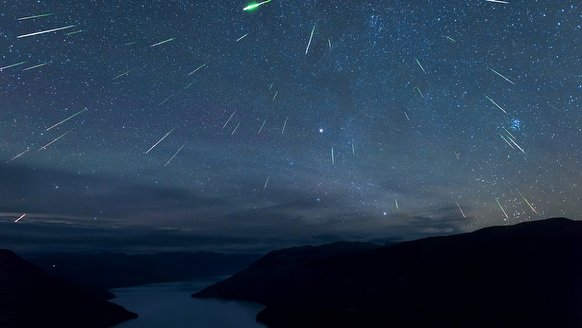 Orionid meteor yağmuru geliyor! Ne zaman, saat kaçta izlenebilecek?