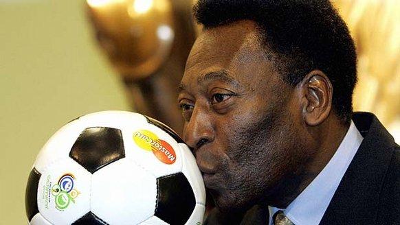 Google'da Efsanevi Futbolcu Pele'yi Aratın ve Çıkacak Sürprize Hazır Olun!
