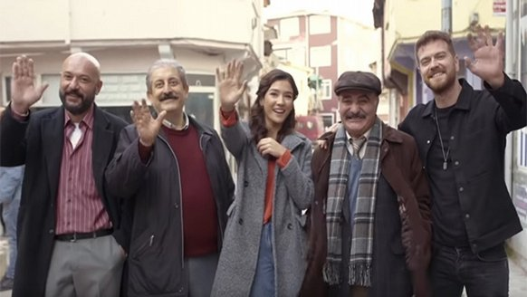 Netflix'ten yeni Türk dizisi: 50M2