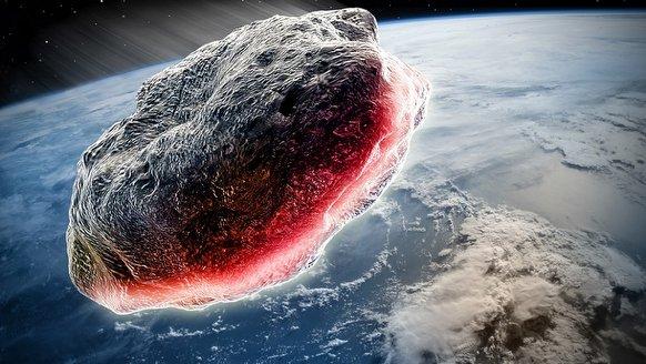 2068'de asteroid çarpma tehlikesi!