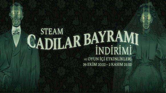 Cadılar Bayramı Steam indirimleri