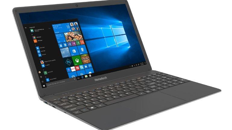 Hometech ALFA550i laptop'ı duyurdu