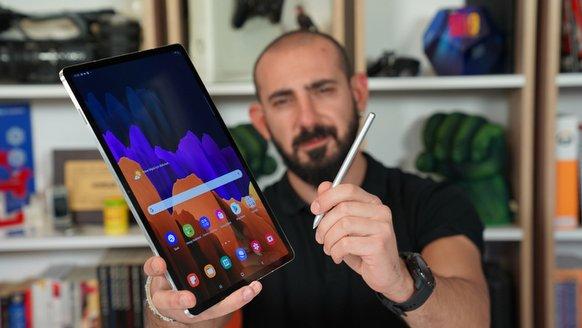 Samsung Galaxy Tab S7+ inceleme