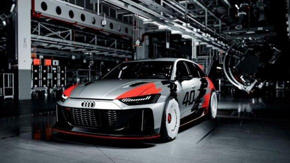 Audi RS6 GTO 40. yılını kutluyor! İşte Audi RS6 GTO çılgın hikayesi....