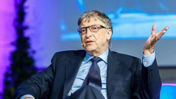 Bill Gates'ten ilginç aşı yorumu