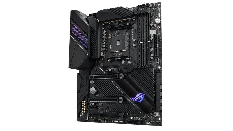İşte Crosshair VIII Dark Hero ve AMD Zen 3 İşlemci Test Sonuçları