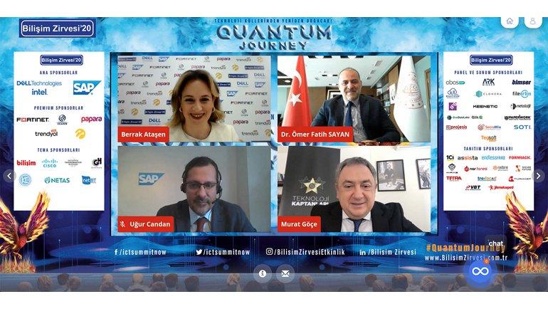Kuantum yolculuğu başladı!