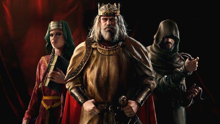 Crusader Kings III'e güncelleme!