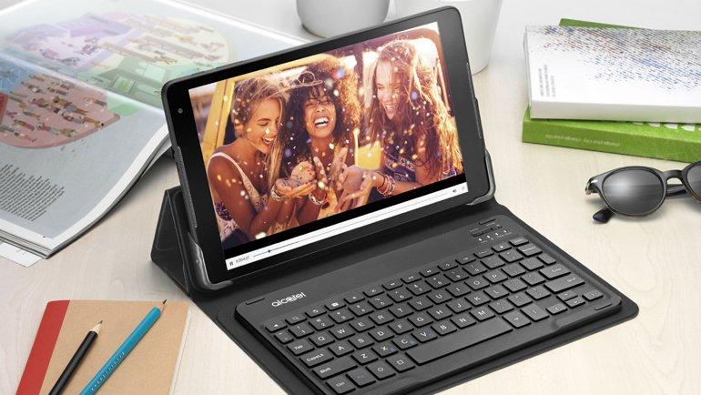 Alcatel'den önemli tablet başarısı