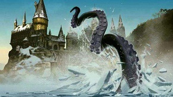 Harry Potter görülmeyen yaratıklar