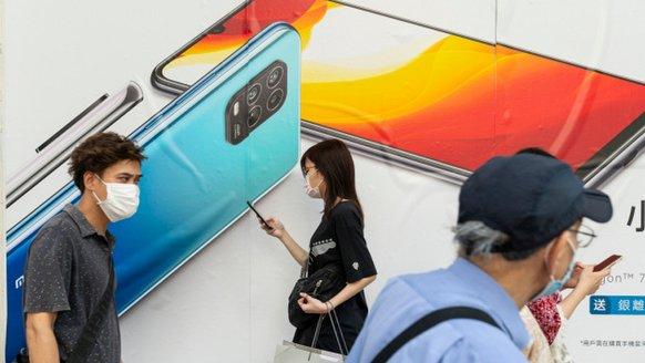 Xiaomi, Apple'ı ezdi geçti