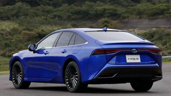 İşte yeni nesil Toyota Mirai
