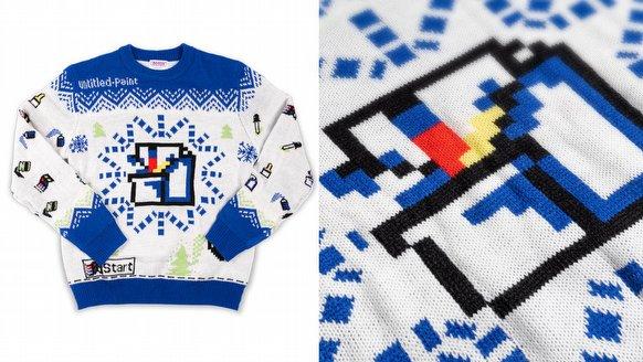 İşte en çirkin Windows sweatshirt'ü