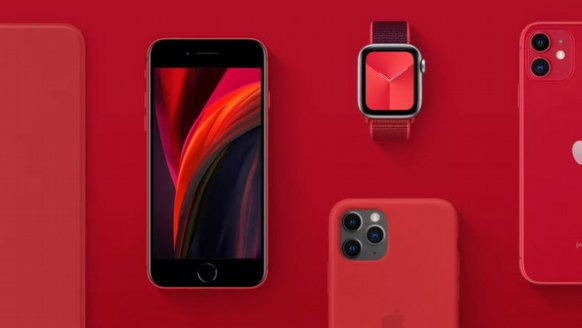 Apple'dan RED Serisine Ait iPhone ve Watch Modelleri İçin COVID-19 Kararı
