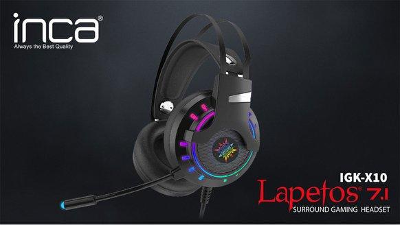 Inca Lapetos IGK-X10 İncelemesi