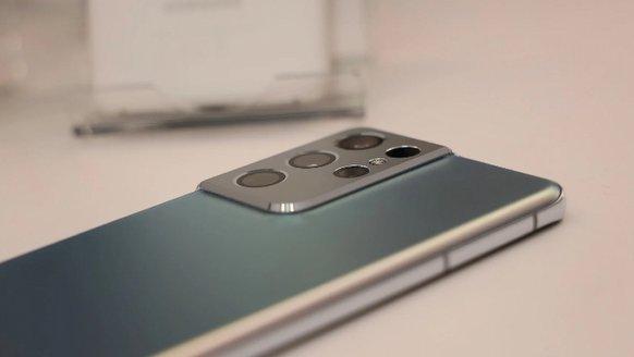 Samsung Galaxy S21 Ultra şaşırttı