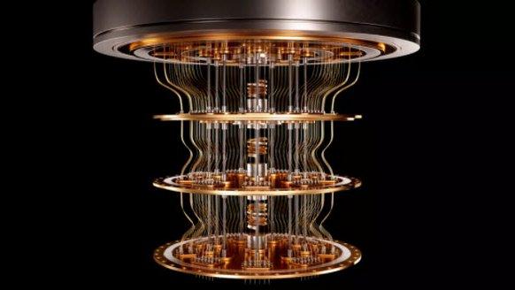 Uzaydan Bile Soğuk Olan Bu Buzdolabı, Kuantum Bilgisayarlara Çağ Atlatacak