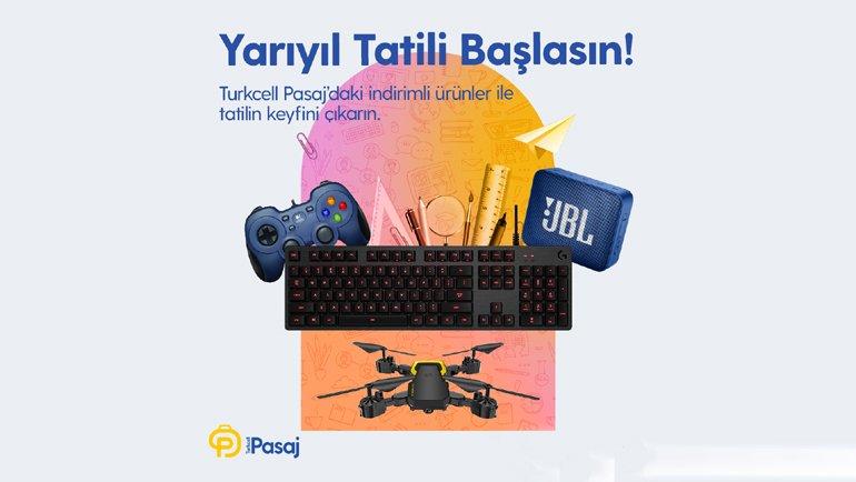 Turkcell'den yarıyıl kampanyası