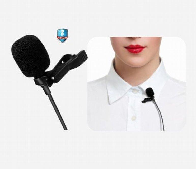 yaka mikrofonu