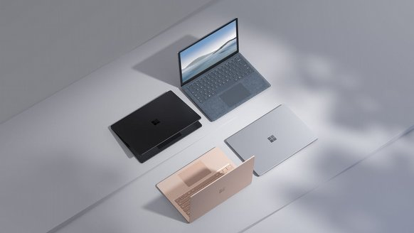 Yeni Surface 4 tanıtıldı