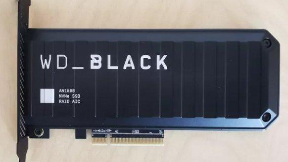 WD_Black AN1500 NVMe SSD