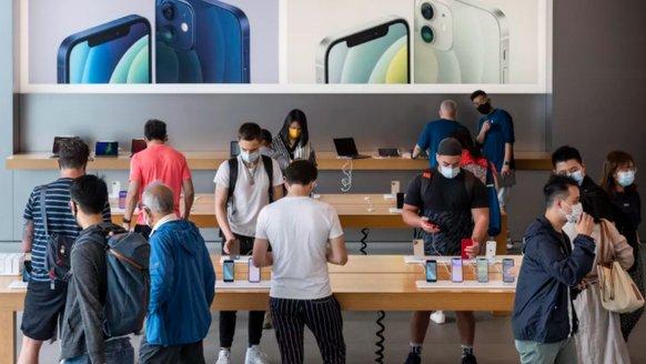 Apple, Maskeleri Hayatımızdan Çıkartmak İçin İlk Adımı Attı