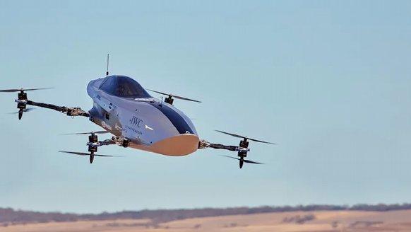 Airspeeder yarışları çok yakında