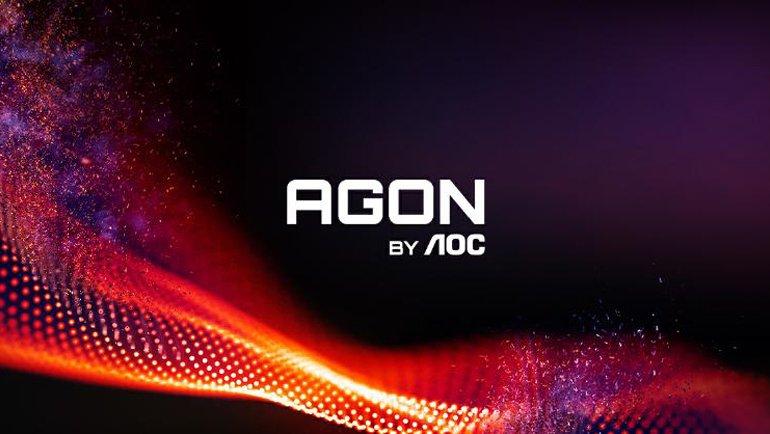 AGON by AOC'nin yeni oyun evreni