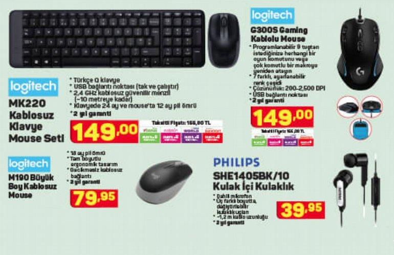 pc ürünleri
