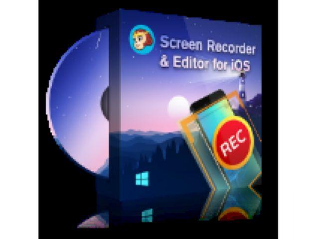 DVDFab Screen Recorder & Editor for iOS 10.0.8