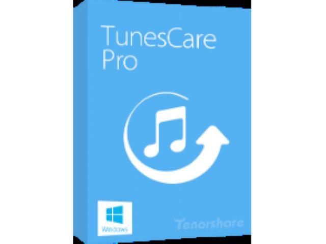 Tenorshare TunesCare Pro 1.5.0