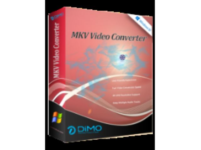 Dimo MKV Video Converter 4.2.0