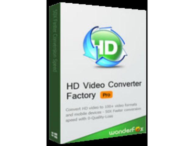 WonderFox HD Video Converter Factory Pro 16.2