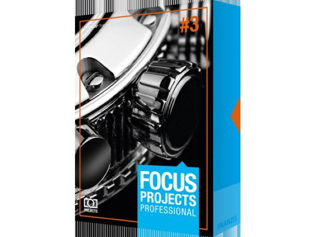 Focus Projects 3 Pro (Win&Mac)