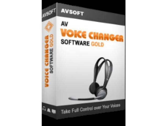 AV Voice Changer Software Gold 7.0.62