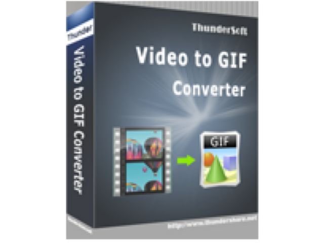 ThunderSoft Video to GIF Converter 2.4.0.0
