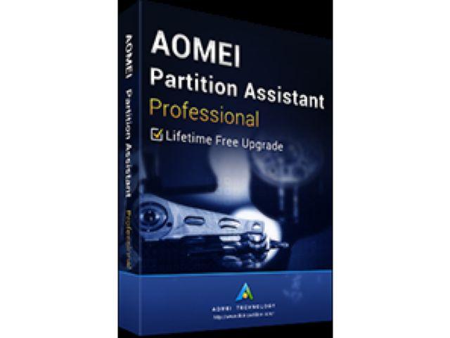 AOMEI Partition Assistant Pro 8.2