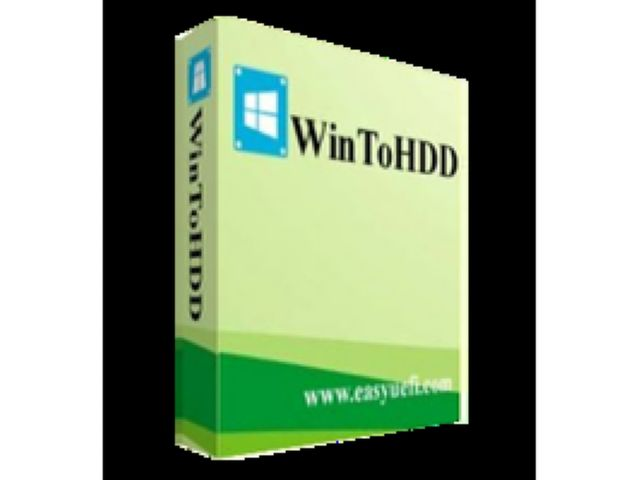 WinToHDD Professional 4.4