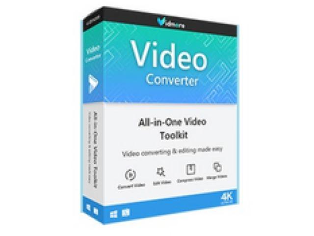 Vidmore Video Converter 1.0.66 (Günün Tam Sürümü)