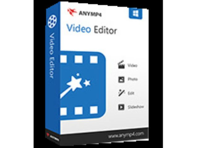 AnyMP4 Video Editor 1.0.16
