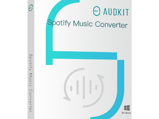 AudKit Spotify Music Converter for Windows 1.1.0