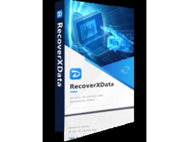 RecoverXData Pro 1.01