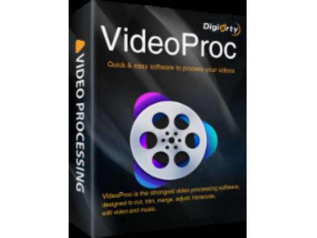 VideoProc Converter 4.4 (Win&Mac)