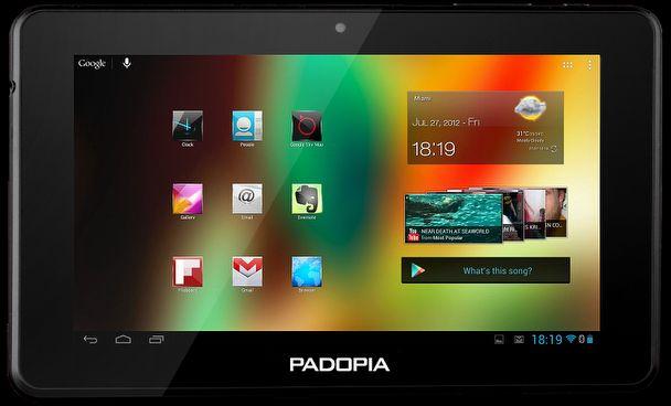 Uygun fiyatlı ve çok yetenekli bir tablet.