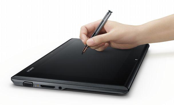 Taşınabilir bilgisayar ve tablet melezi.