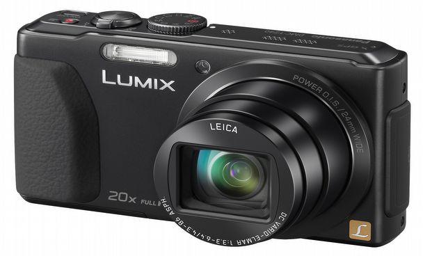 Panasonic'in en iyi kompakt fotoğraf makinesi