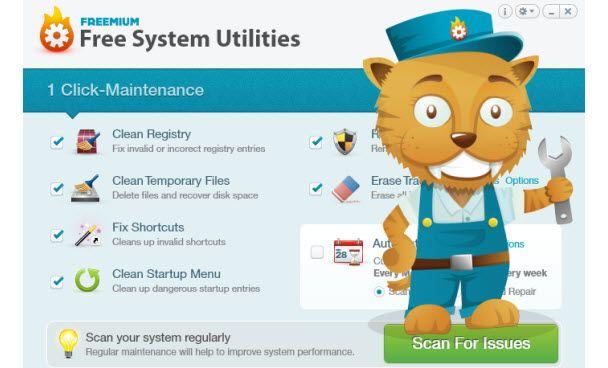 Free System Utilities: Bir pakette 20 araç!