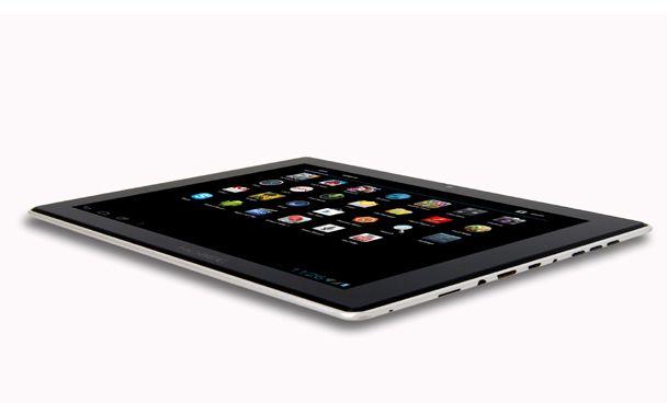 Özelleştirilmiş Blade tablet.
