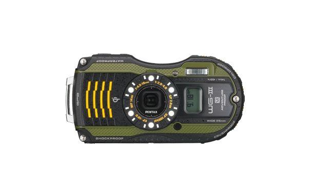 Pentax, WG-3 GPS ile zor koşullara hazır!